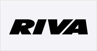 Primary Logotype RIVA Black
