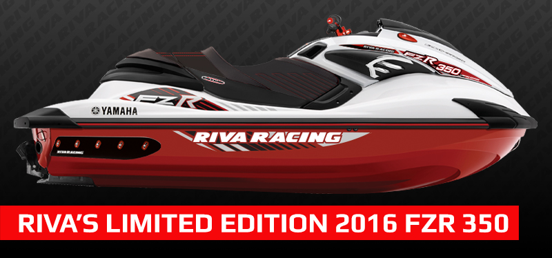 Can Am Parts >> RIVA Racing's Limited Edition 2016 Yamaha FZR 350