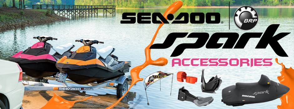 Sea-Doo SPARK Accessories