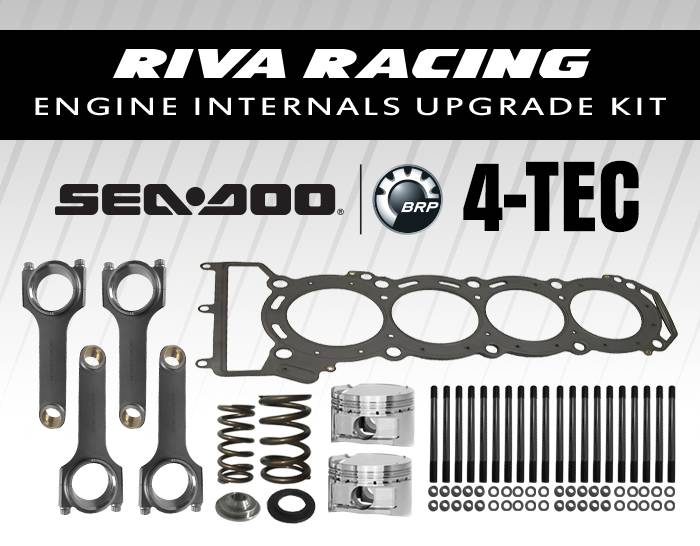 Sea-Doo Engine Internals Upgrade Kit