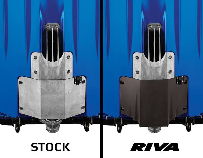 RIVA Yamaha GP1800/VXR/VXS Performance Ride Plate