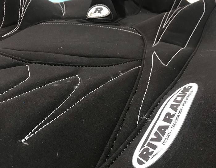 Race Face Seat Cover