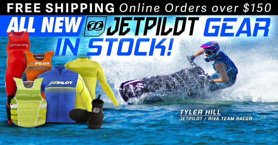 2021 JetPilot Gear in stock now!
