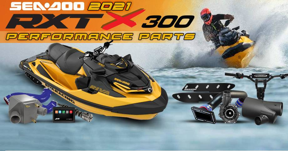 Shop New 2021 RXT-X 300 Performance Products!