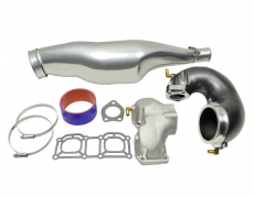 Factory Pipe - Factory Pipe 701 SuperJet Mod Pipe Exhaust System, 96 & Newer