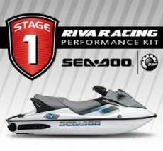 RIVA Stainless Steel Wear Ring for Sea-Doo 155mm