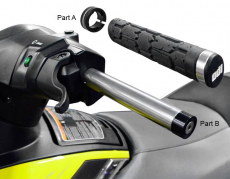 RIVA Racing - RIVA Yamaha RIDE Grip Installation Kit