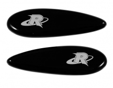 RIVA Racing - RIVA Yamaha EX/EXR Mirror Block-Off Kit