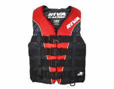 RIVA Racing - RIVA Life Vest - Red/Black - Large