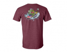RIVA Racing - Radical RIVA Randy Tee Shirt - Maroon - Large