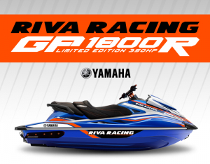 RIVA Racing - RIVA Racing 2017 Yamaha GP1800R Limited Edition