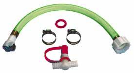 "Sea-Doo Genuine - Sea-Doo Flush Kit, .375"" Waterline"