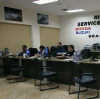 Service Department Office Assistant