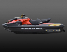 RIVA Racing - 2019 RXT-X 350 - Black/Lava Red - Image 4