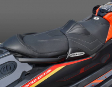 RIVA Racing - 2019 RXT-X 350 - Black/Lava Red - Image 8