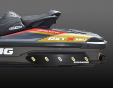 RIVA Racing - 2019 RXT-X 350 - Black/Lava Red - Image 10
