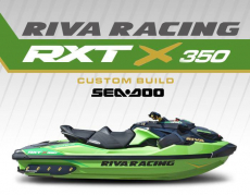 RIVA Racing - 2020 RXT-X 350 - Green/Gold - Image 1