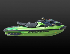 RIVA Racing - 2020 RXT-X 350 - Green/Gold - Image 2