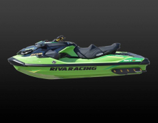 RIVA Racing - 2020 RXT-X 350 - Green/Gold - Image 3