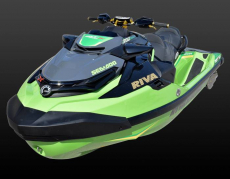 RIVA Racing - 2020 RXT-X 350 - Green/Gold - Image 4