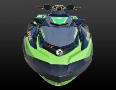 RIVA Racing - 2020 RXT-X 350 - Green/Gold - Image 5