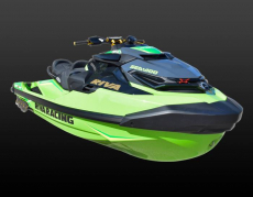 RIVA Racing - 2020 RXT-X 350 - Green/Gold - Image 6
