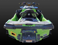 RIVA Racing - 2020 RXT-X 350 - Green/Gold - Image 7