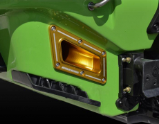 RIVA Racing - 2020 RXT-X 350 - Green/Gold - Image 13