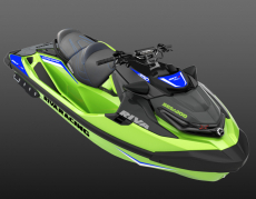 RIVA Racing - RIVA Racing 2020 Sea-Doo RXT-X 350 Limited Edition - Green/Blue - Image 2