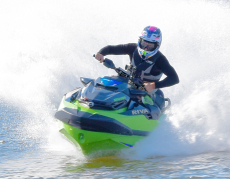 RIVA Racing - RIVA Racing 2020 Sea-Doo RXT-X 350 Limited Edition - Green/Blue - Image 12