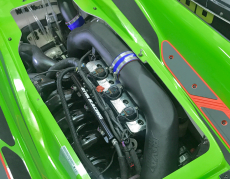 RIVA Racing - RIVA Racing 2020 Sea-Doo RXT-X 350 Limited Edition - Green/Blue - Image 4