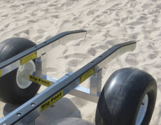 "BigFoot - Big Foot Beach Dollie 4 Wheel Transporter(21"") - Image 3"